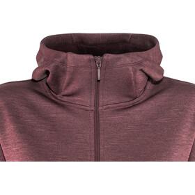 The North Face Cozy Slacker Full Zip Jacket Dam fig heather